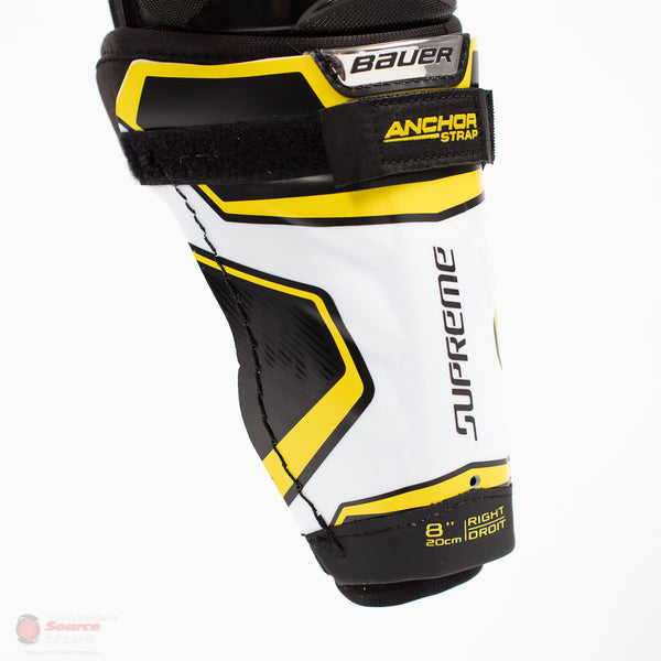 Bauer Supreme 2S Pro Youth Hockey Shin Guards