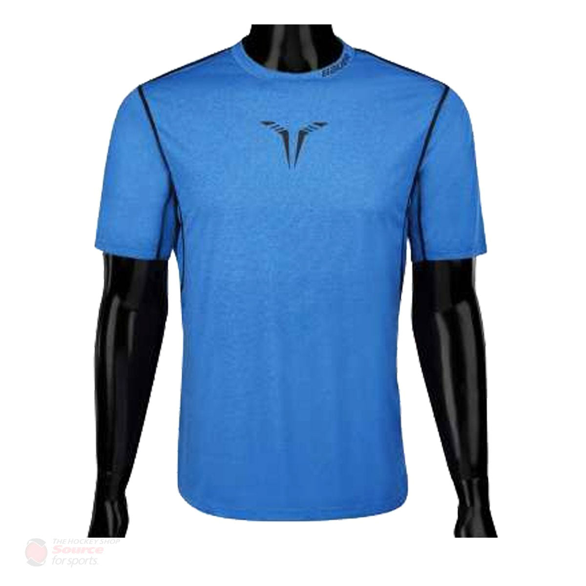 Bauer Core Hybrid Shortsleeve Junior Shirt