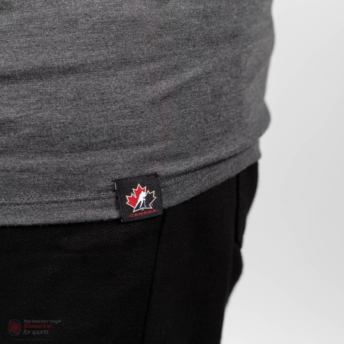 Nike Hockey Canada Tri-Blend 3/4 Sleeve Men's Shirt