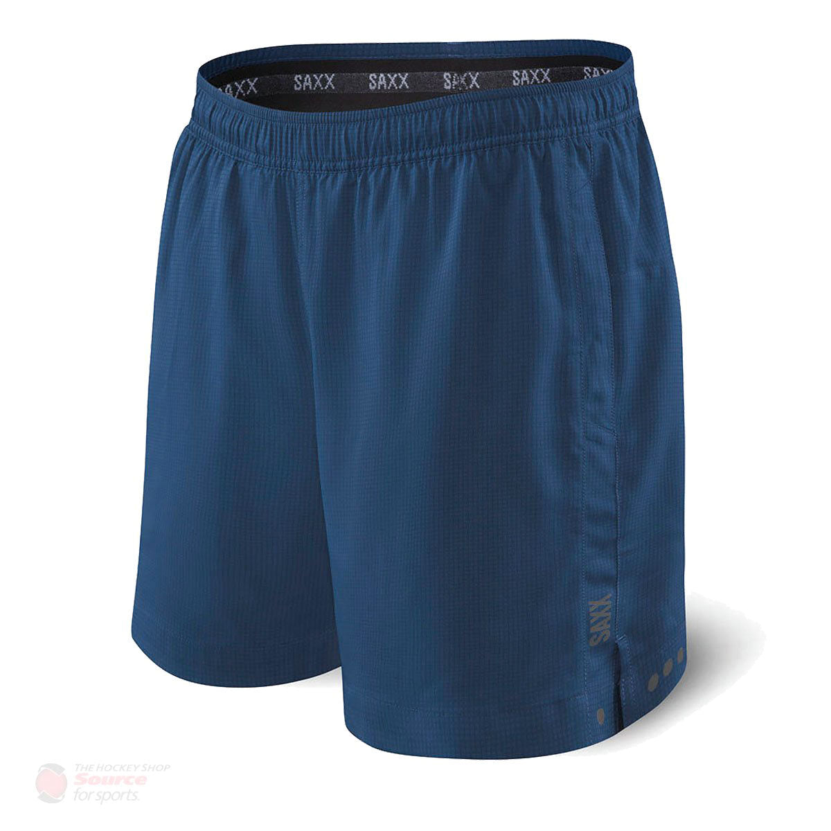 Saxx Kinetic 2N1 Sport Shorts - Velvet Blue