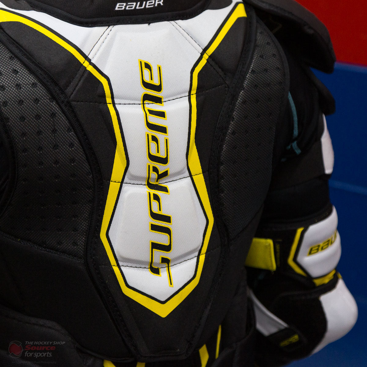 Bauer Supreme Matrix Junior Hockey Shoulder Pads
