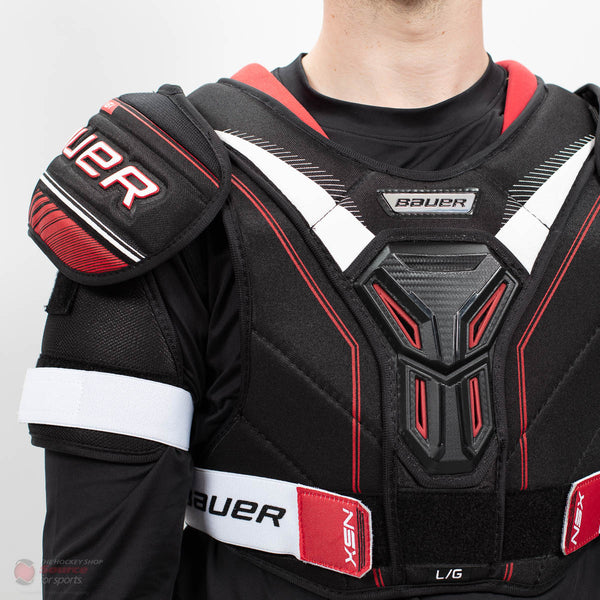 Bauer NSX Junior Hockey Shoulder Pads