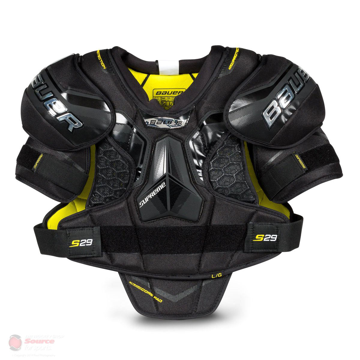 Bauer Supreme S29 Junior Hockey Shoulder Pads