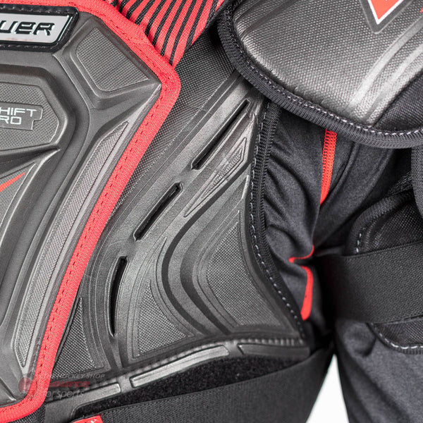 Bauer Vapor X Shift Pro Junior Hockey Shoulder Pads (2018)