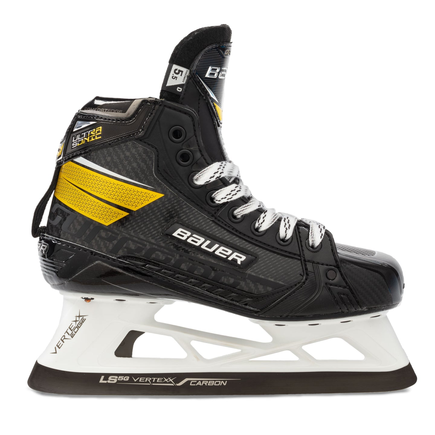 Bauer Supreme UltraSonic Intermediate Goalie Skates