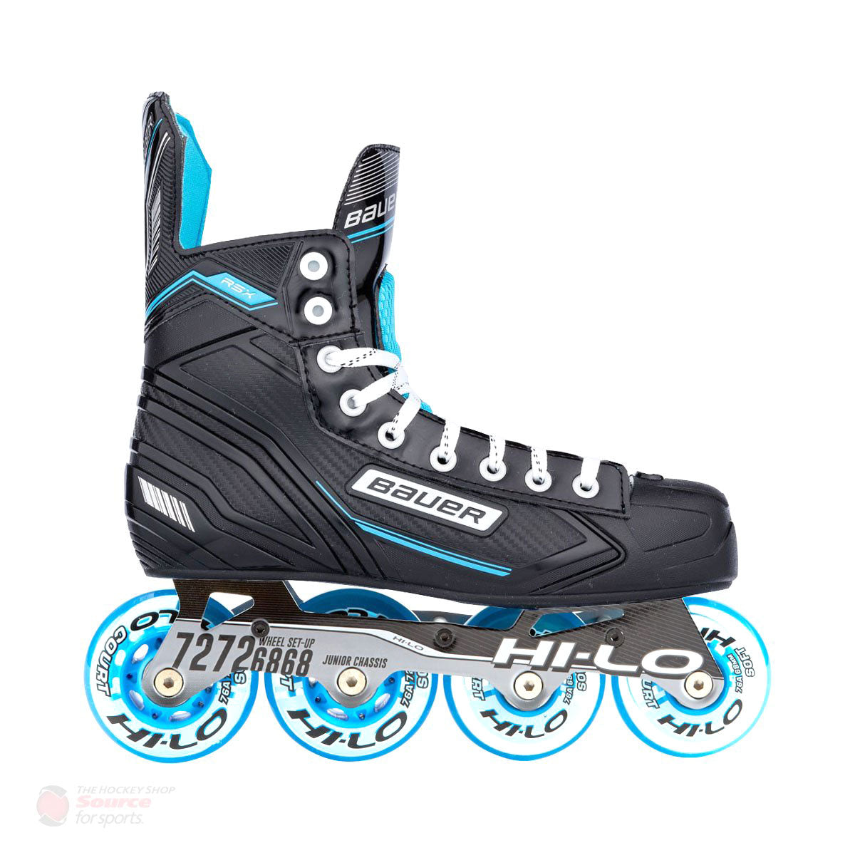 Bauer RSX Junior Roller Hockey Skates
