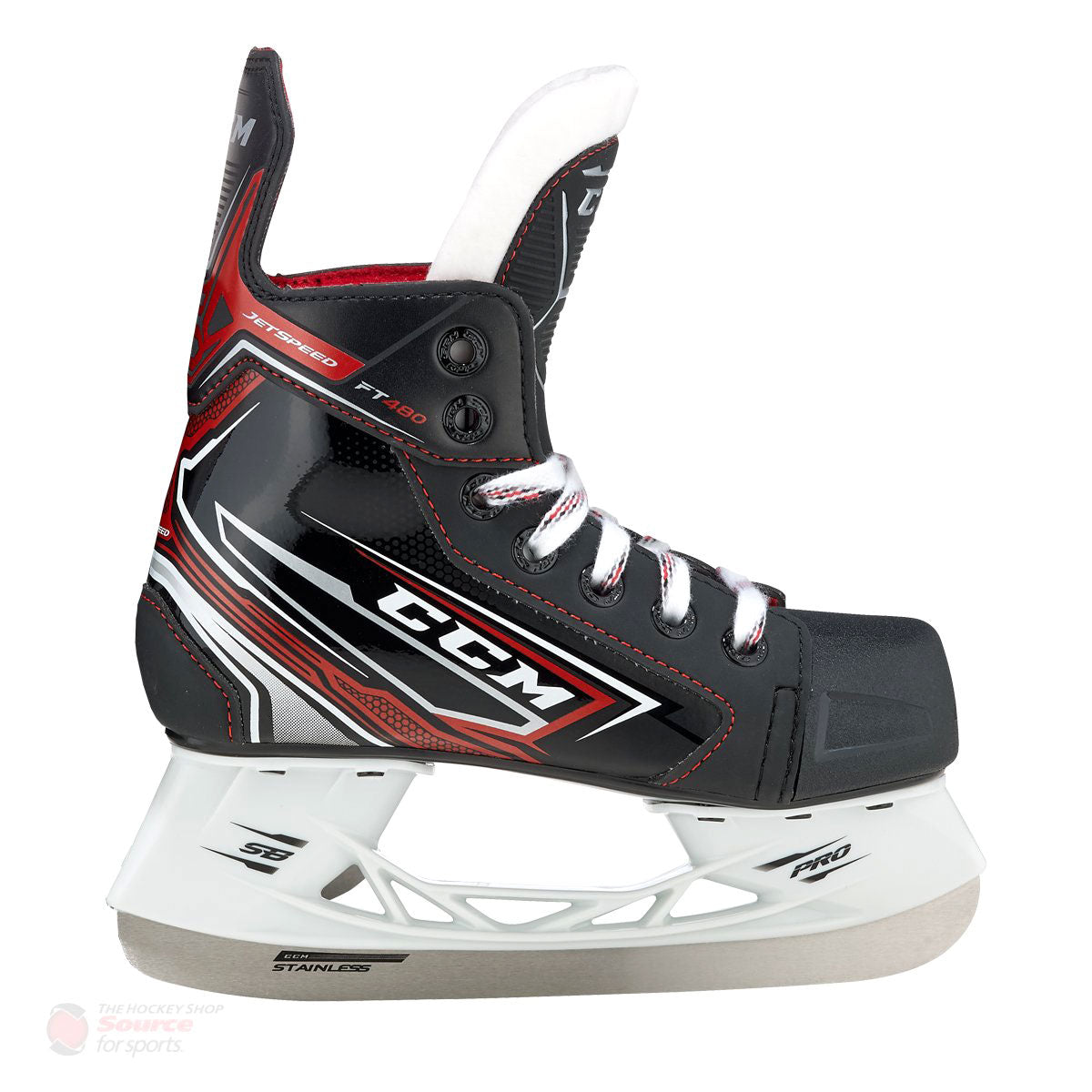 CCM Jetspeed FT480 Youth Hockey Skates