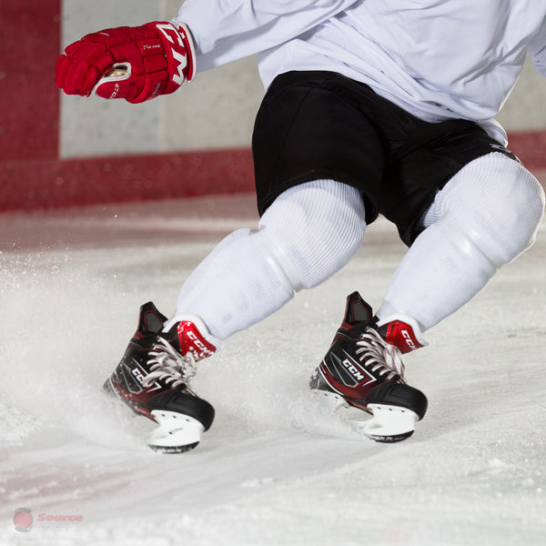 CCM Jetspeed Control Junior Hockey Skates