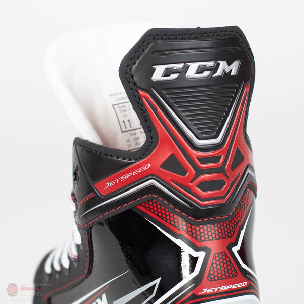 CCM Jetspeed Control Youth Hockey Skates