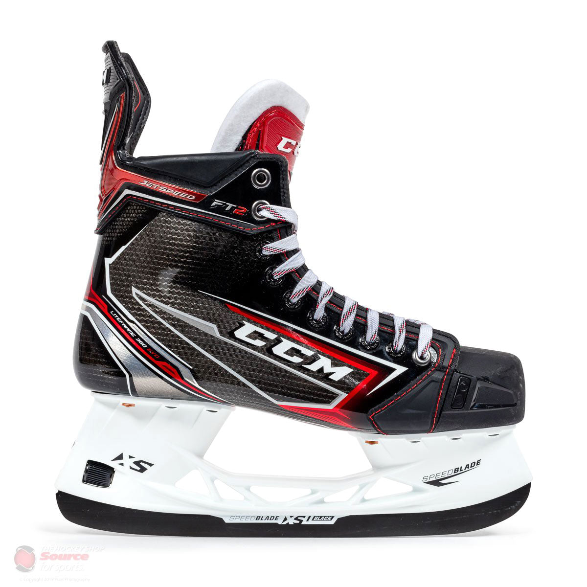 CCM Jetspeed FT2 Junior Hockey Skates