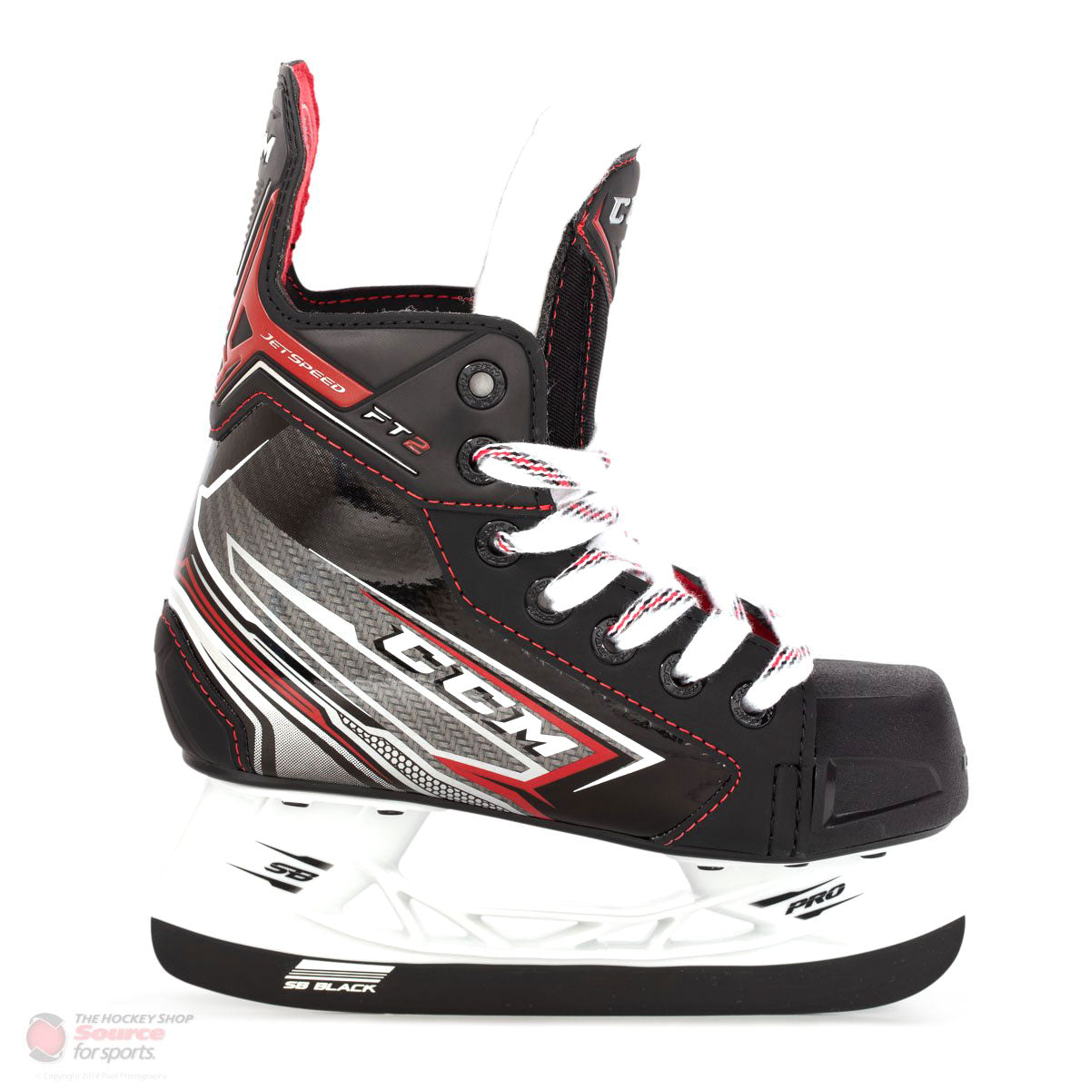 CCM Jetspeed FT2 Youth Hockey Skates