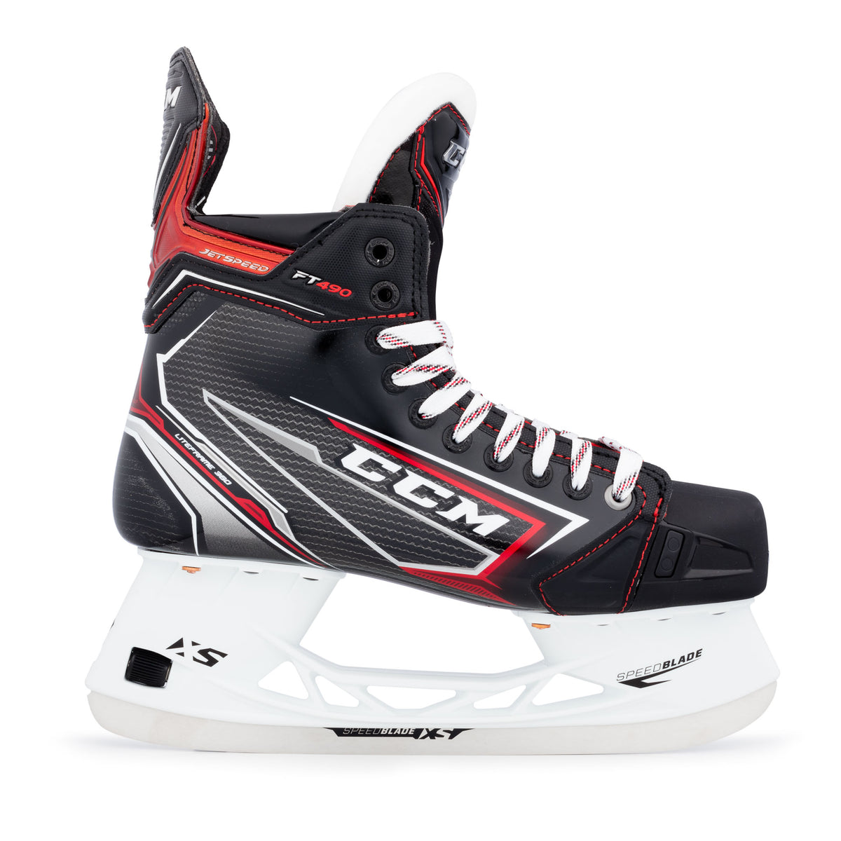 CCM Jetspeed FT490 Junior Hockey Skates