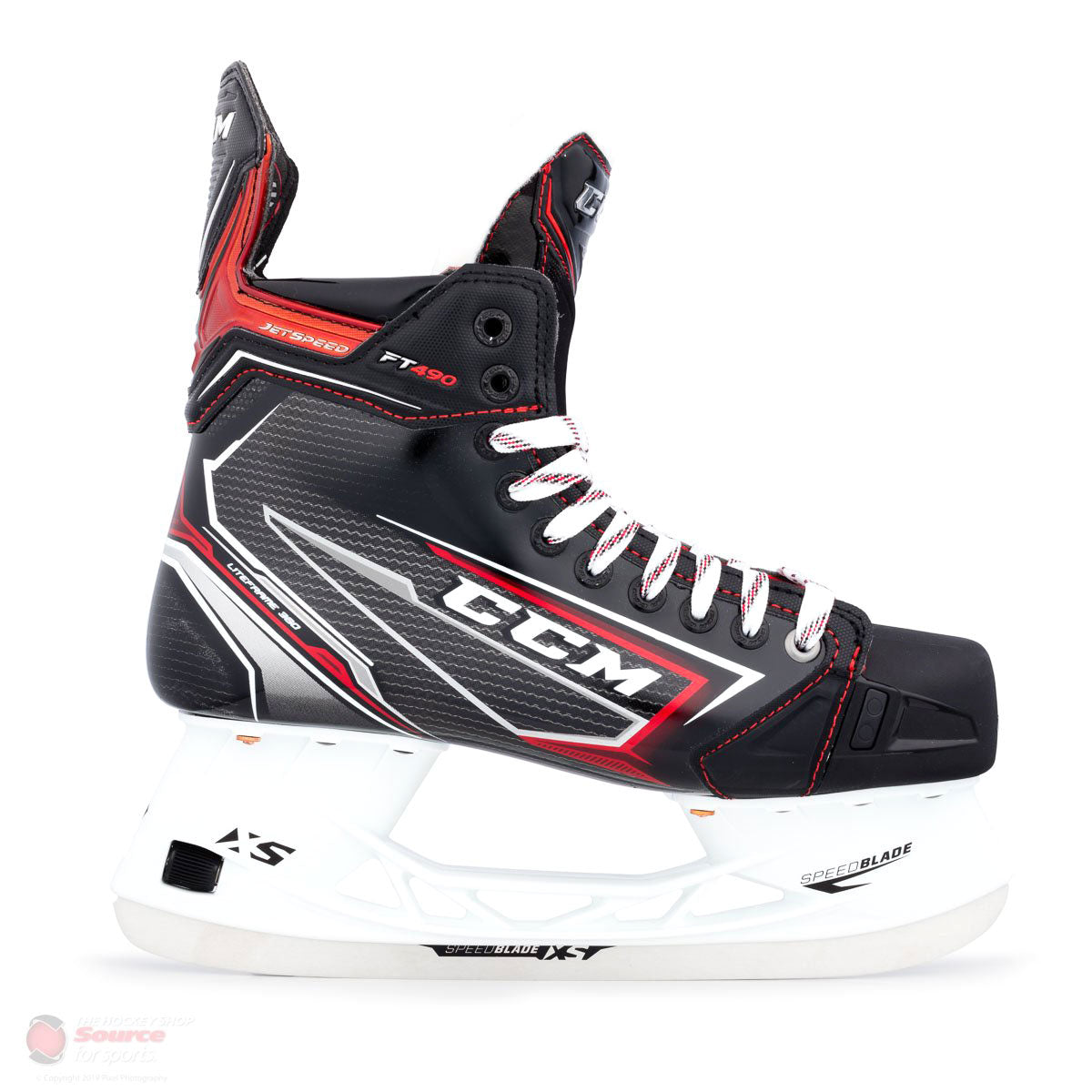 CCM Jetspeed FT490 Senior Hockey Skates