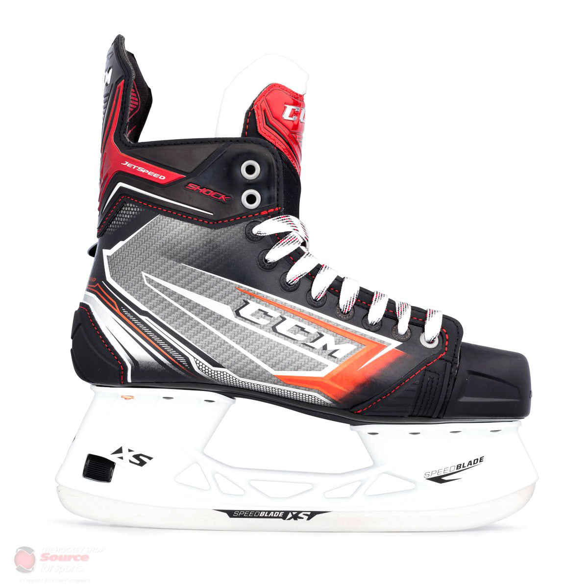 CCM Jetspeed Shock Senior Hockey Skates
