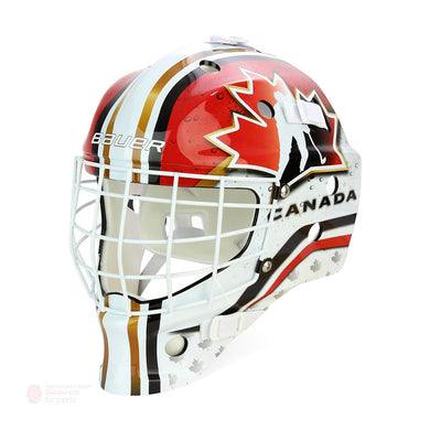 Bauer NME Decal Youth Street Hockey Goalie Mask