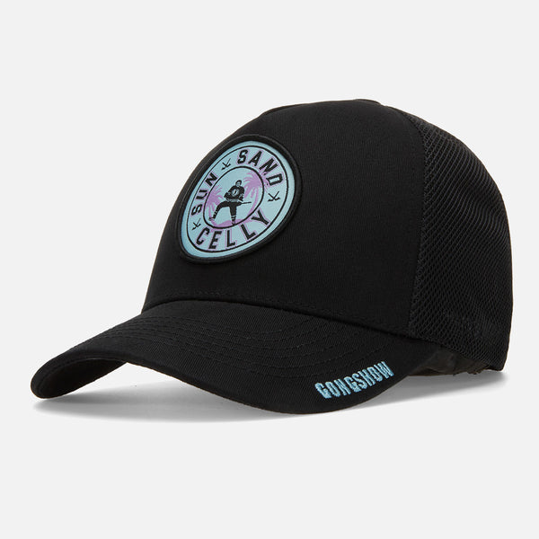 Gongshow Hockey Sun Down Celly Up Snapback Hat