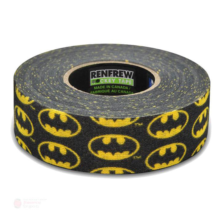 Superhero Coloured Hockey Stick Tape - Small Roll