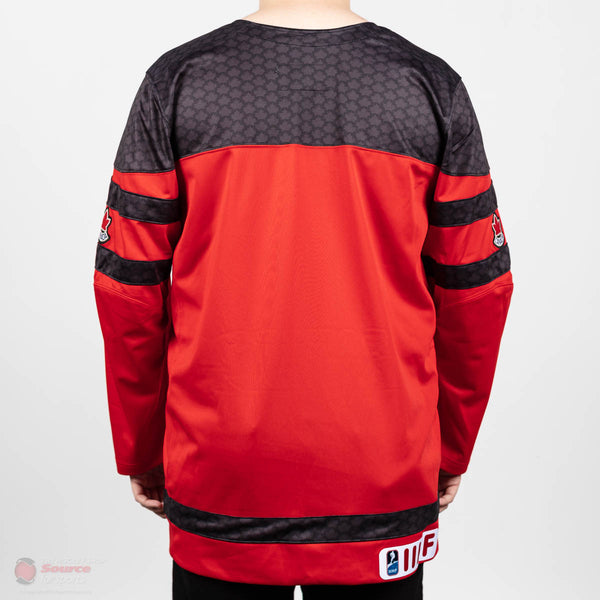 Hockey Canada Nike Red Senior Jersey
