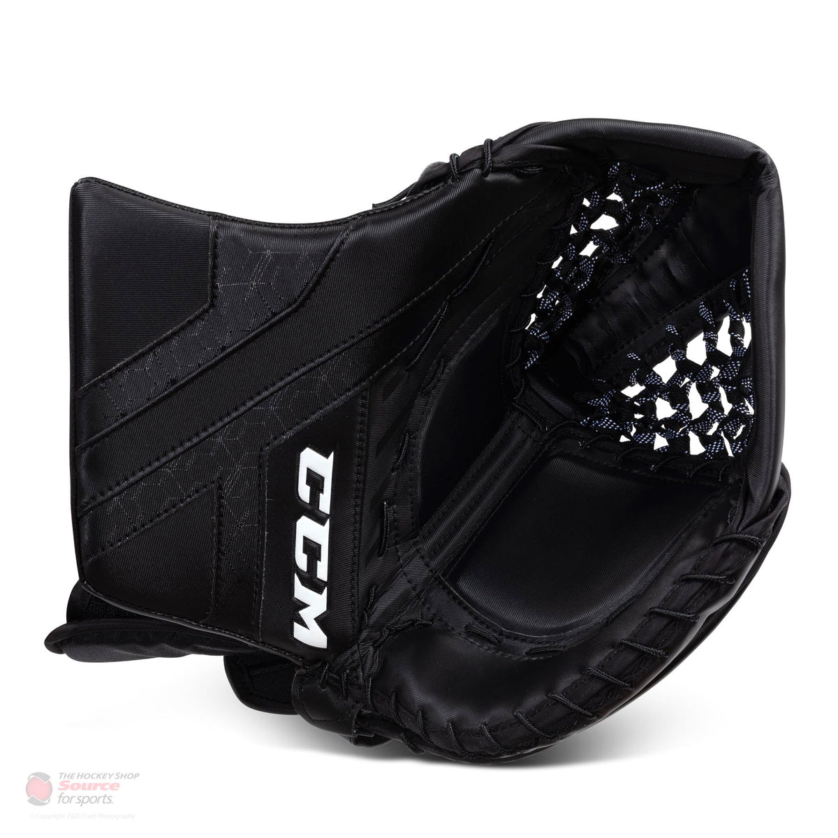 CCM Axis A1.9 Senior Goalie Catcher - Source Exclusive