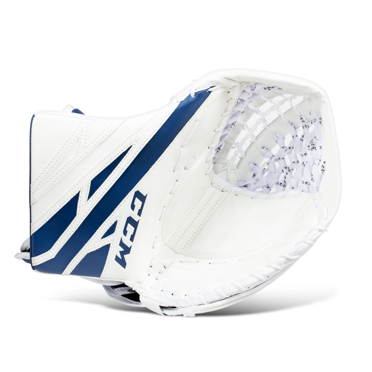 CCM Extreme Flex E4.5 Senior Goalie Catcher - Source Exclusive