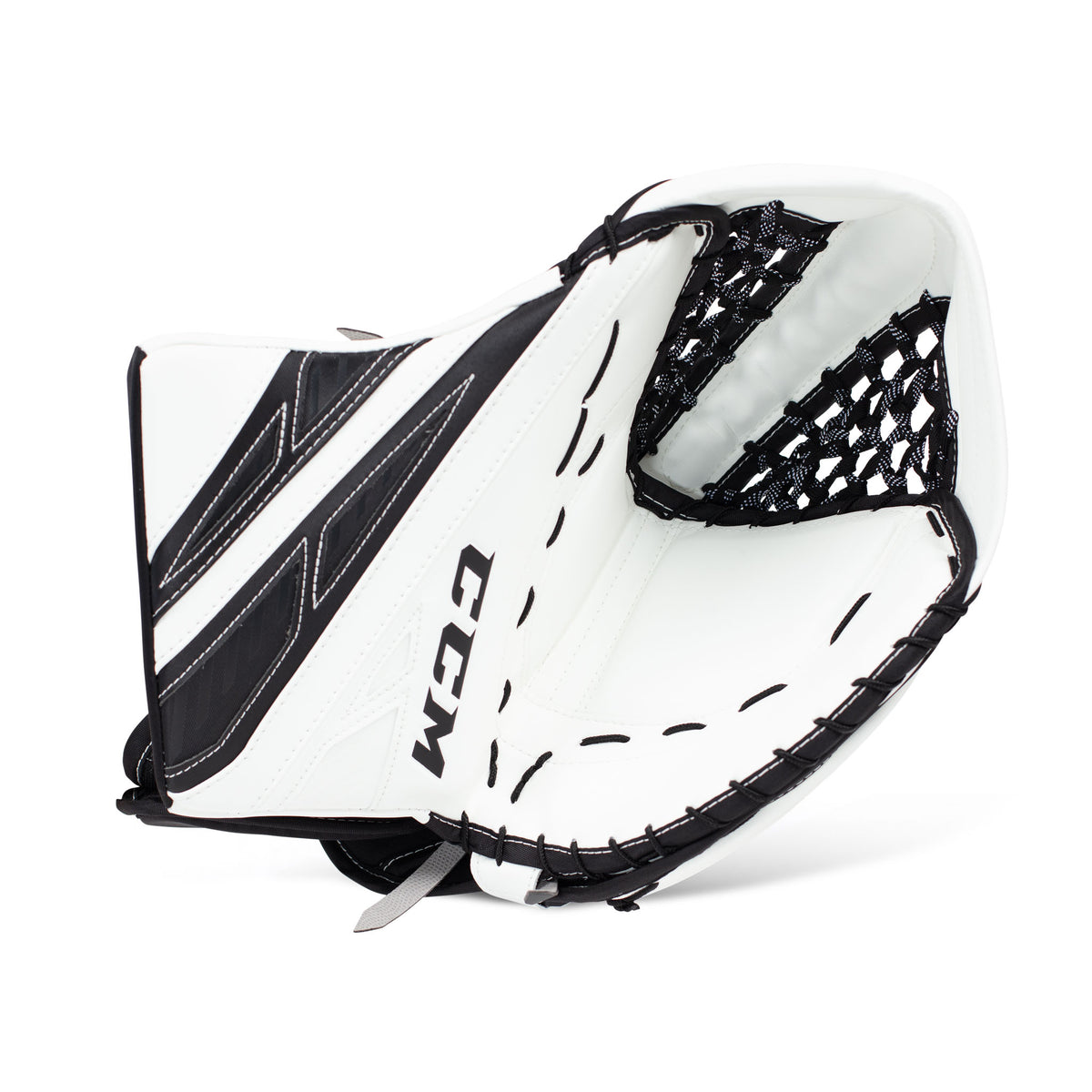 CCM Extreme Flex 4 Pro Senior Goalie Catcher - THS Spec