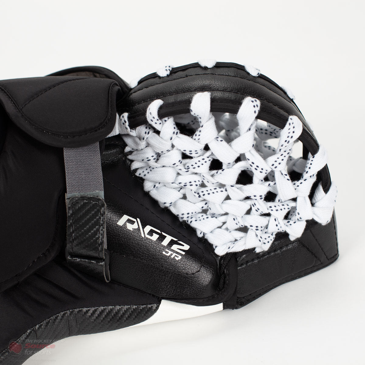 Warrior Ritual GT2 Junior Goalie Catcher - Source Exclusive
