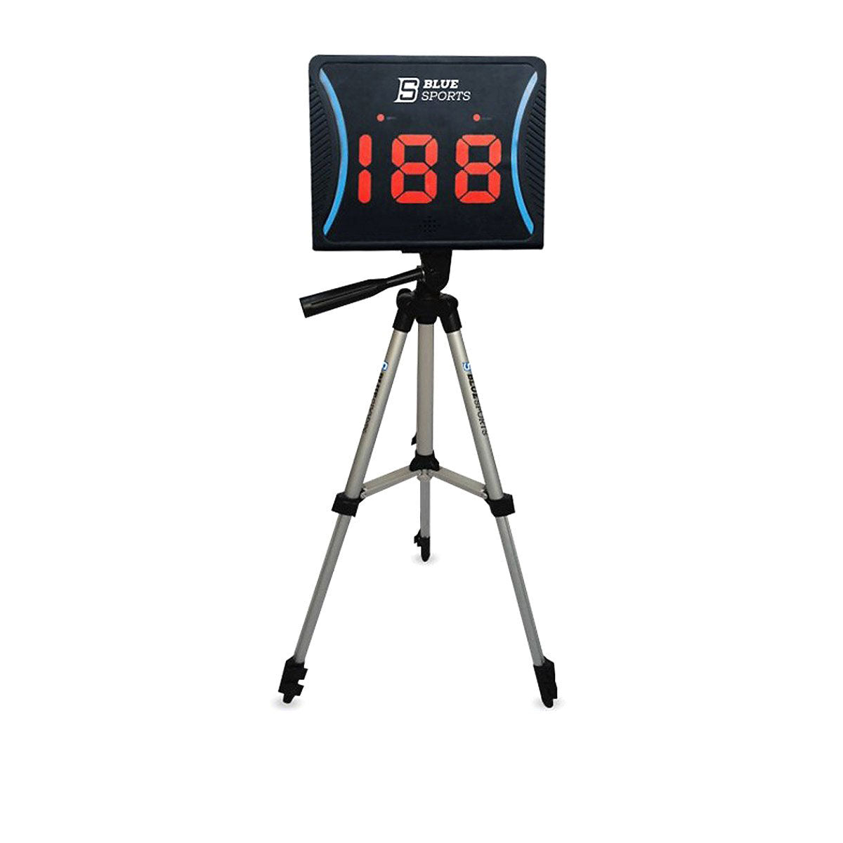 Blue Sports Tripod for Sports Radar