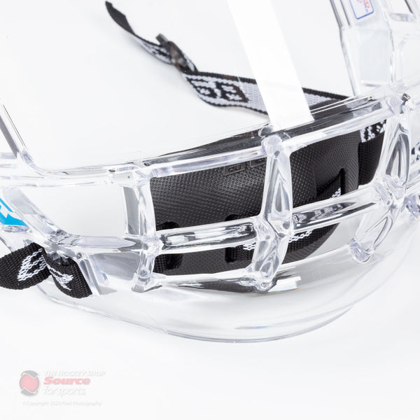 Bauer Concept 3 Senior Hockey Full Face Shield