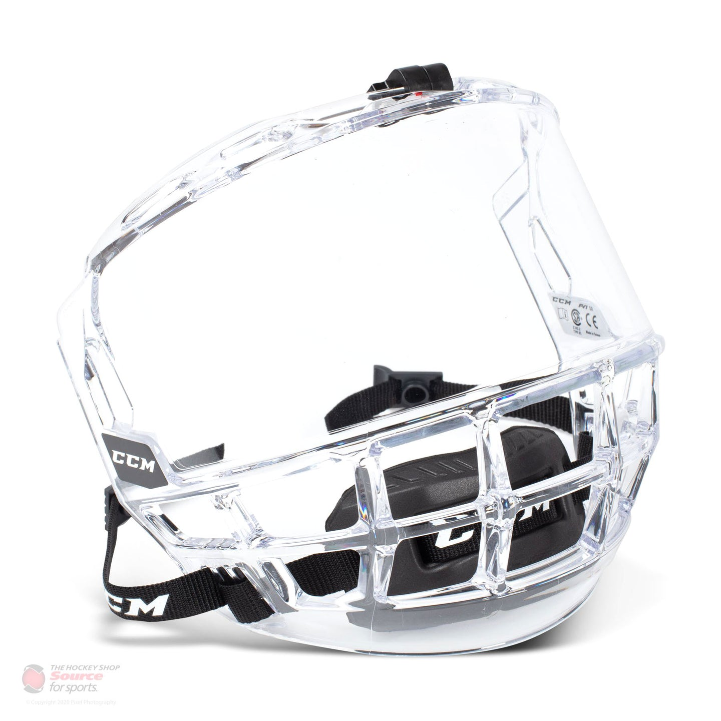 CCM FV1 Senior Hockey Full Face Shield
