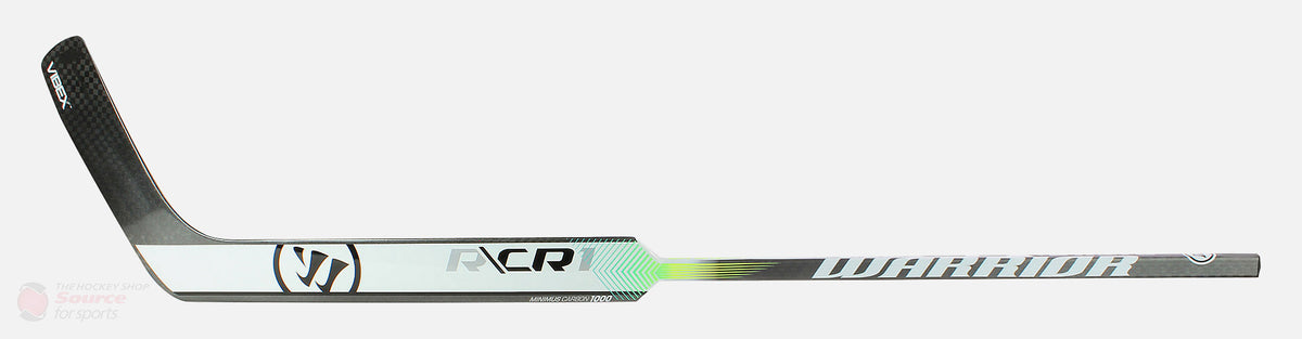 Warrior Ritual CR1 Senior Composite Goalie Stick - Silver / White