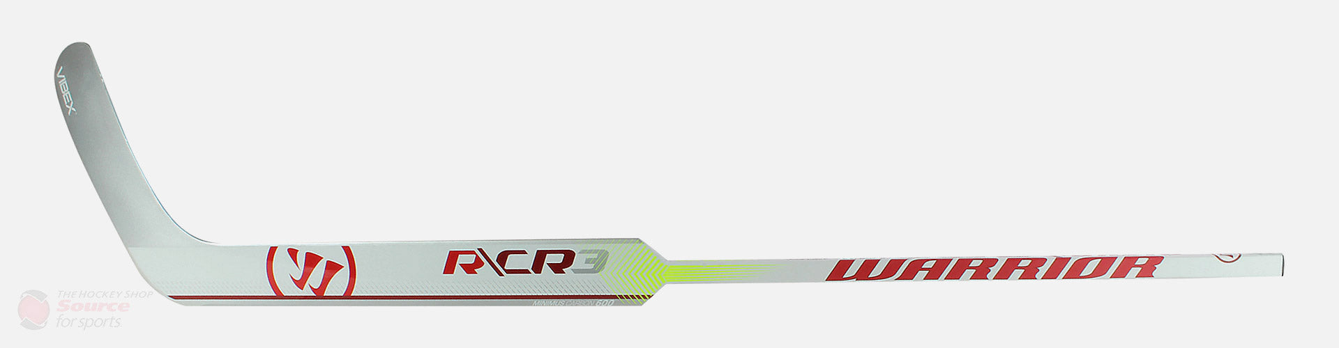 Warrior Ritual CR3 Intermediate Composite Goal Stick - White / Red