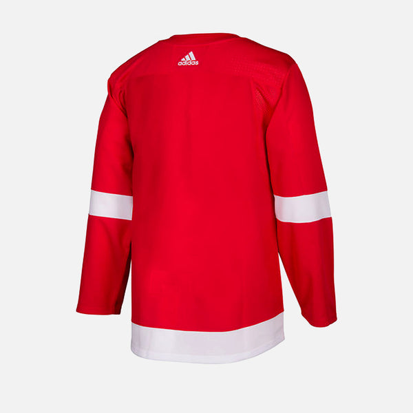 Detroit Red Wings Home Adidas Authentic Senior Jersey