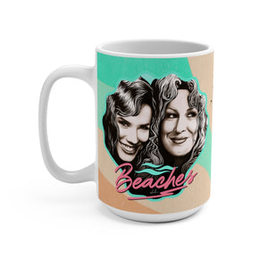 BEACHES - Mug 15oz