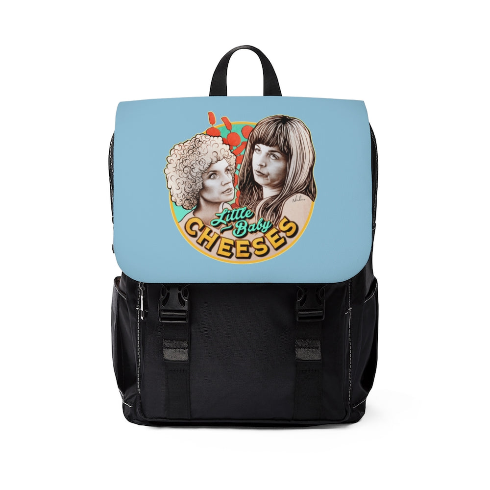 LITTLE BABY CHEESES - Unisex Casual Shoulder Backpack