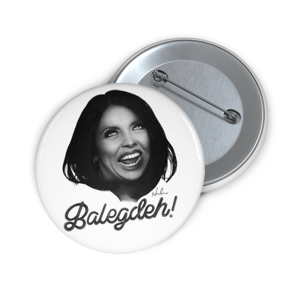 BALEGDEH - Pin Buttons