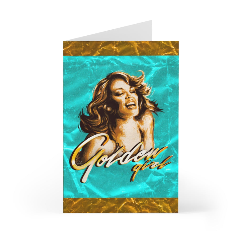 Golden Girl - Greeting Cards (7 pcs)