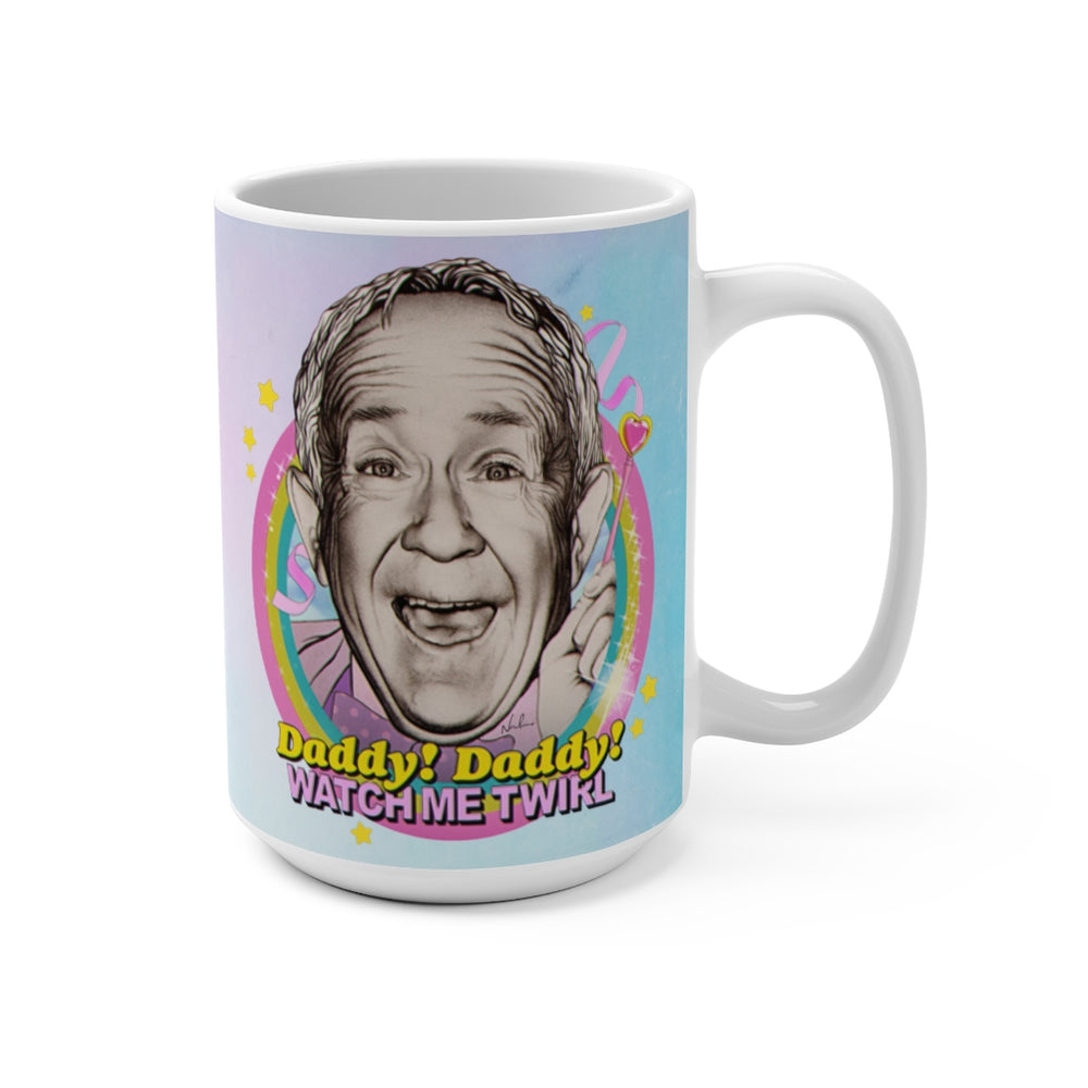 WATCH ME TWIRL - Mug 15oz