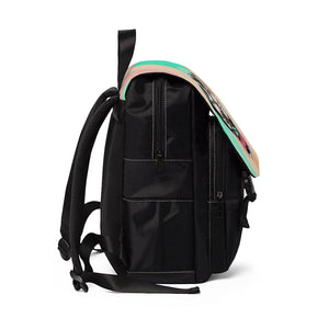 BEACHES - Unisex Casual Shoulder Backpack