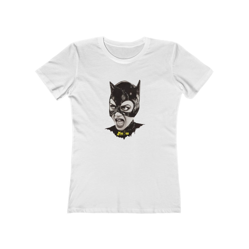 MEOW - Women's The Boyfriend Tee