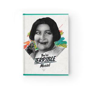 Terrible! - Journal - Blank