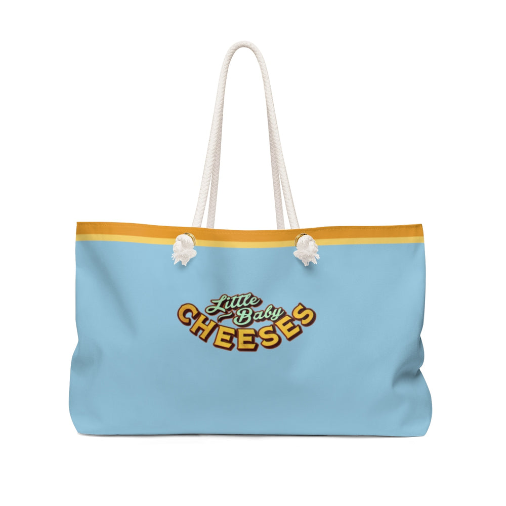 Little Baby Cheeses - Weekender Bag