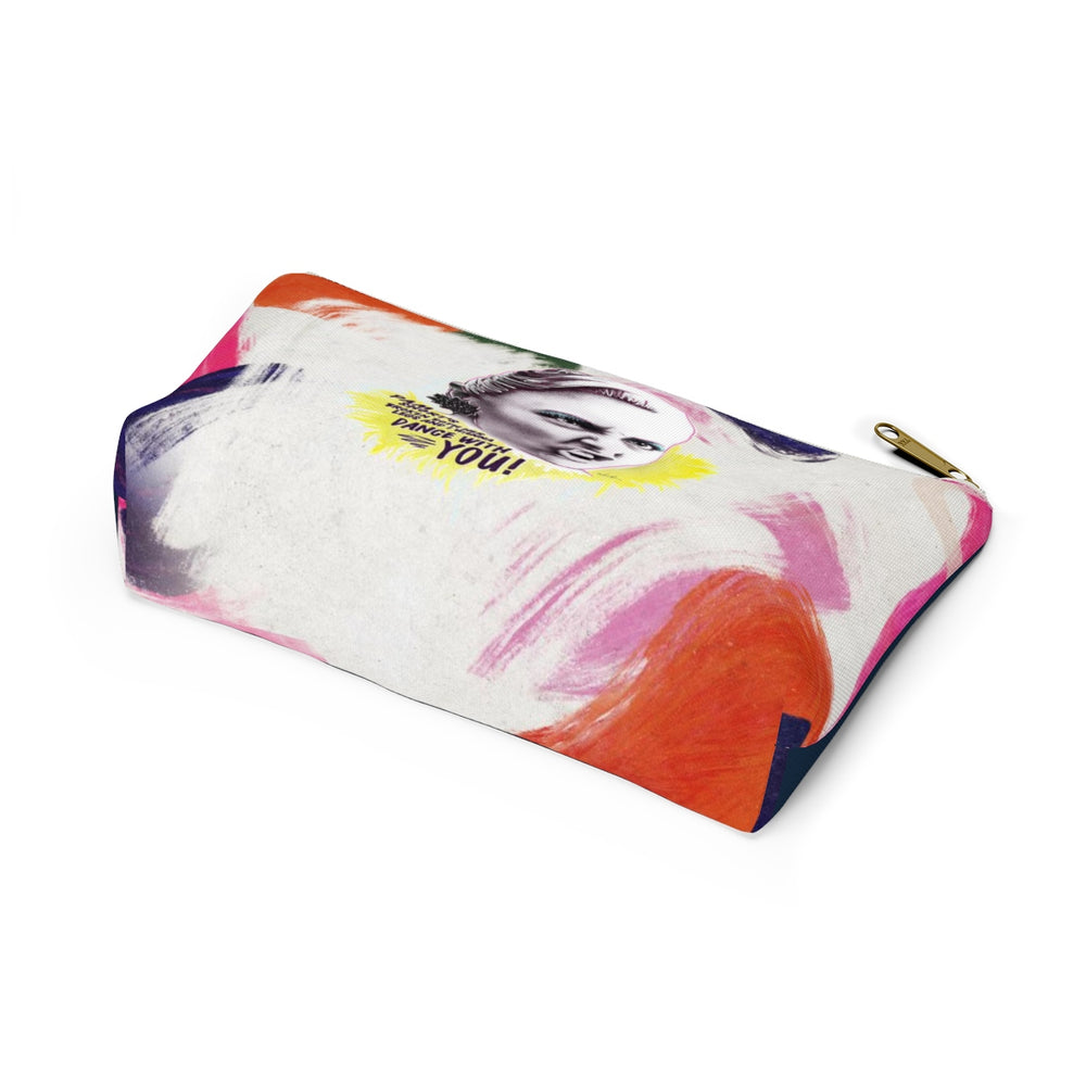 LIZ HOLT - Accessory Pouch w T-bottom