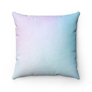 WATCH ME TWIRL - Spun Polyester Square Pillow 16x16""