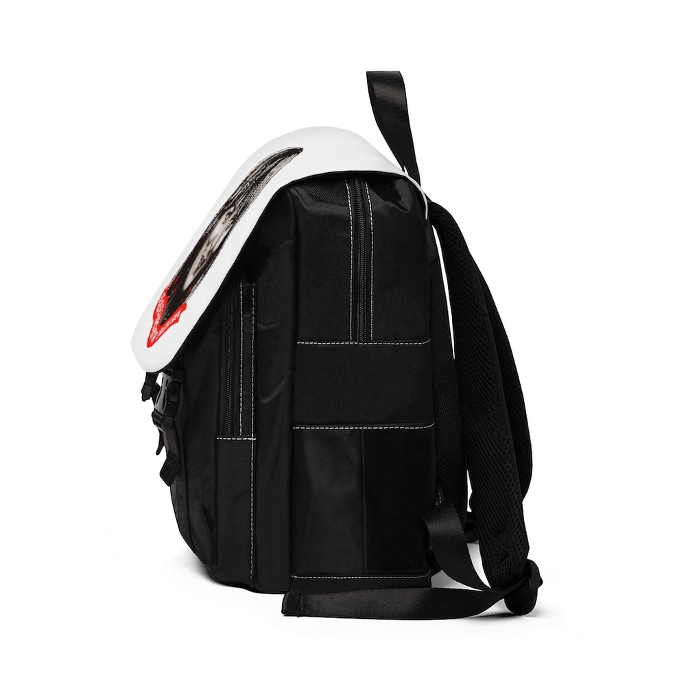 ASK EVERYBODY - Unisex Casual Shoulder Backpack