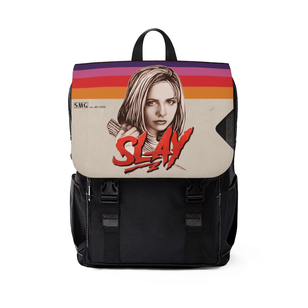 SLAY - Unisex Casual Shoulder Backpack