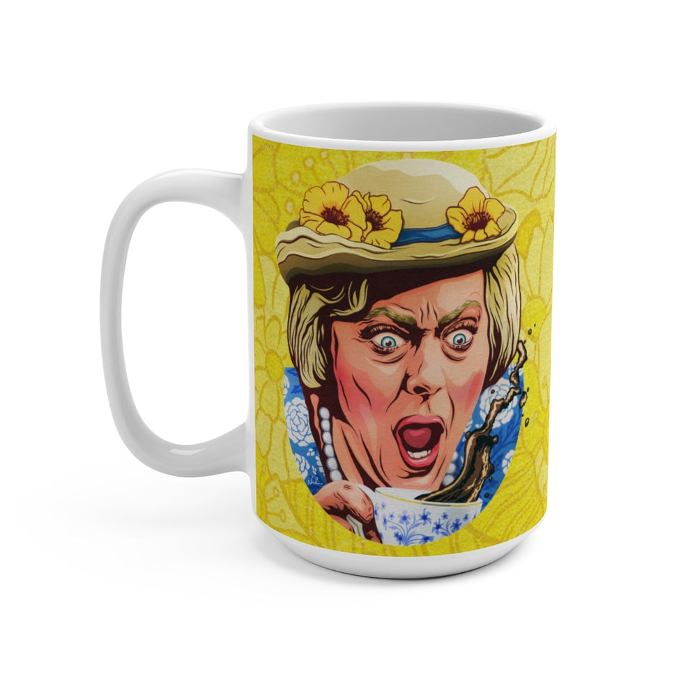 Coffee, Elizabeth? - Mug 15oz