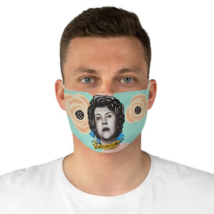 "It's ""BOUQUET"" - Fabric Face Mask"