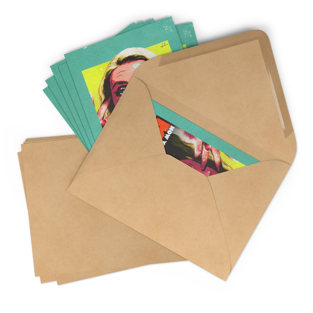 YOU MULLET - Greeting Cards (7 pcs)