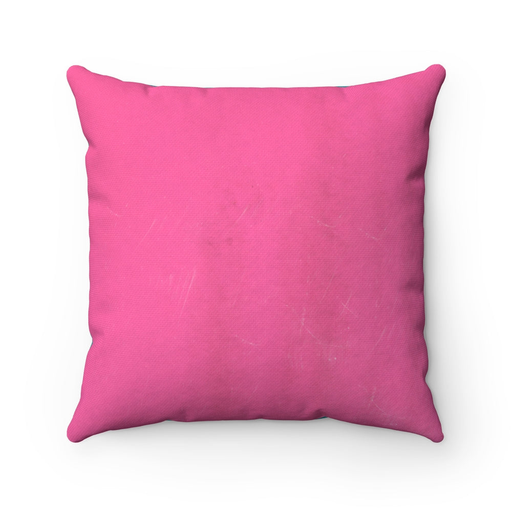 FRECKLE - Spun Polyester Square Pillow 16x16""