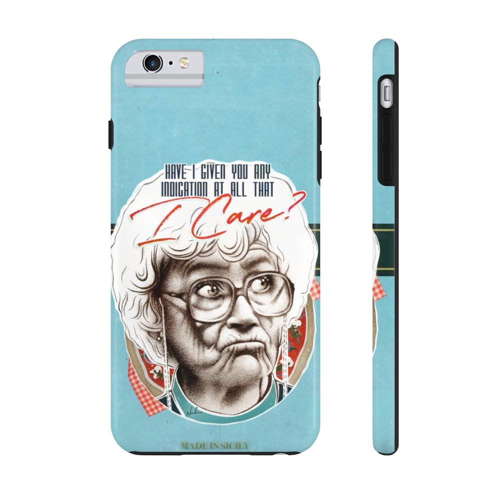 SOPHIA - Case Mate Tough Phone Cases